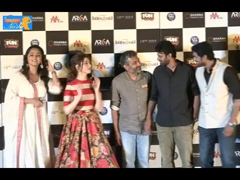 Baahubali Theatrical Trailer Launch P5 - Prabhas, Rana Daggubati, SS Rajamouli, Tamanna, Karan Johar thumbnail