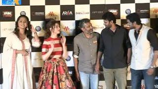 Baahubali Theatrical Trailer Launch P5 - Prabhas, Rana Daggubati, SS Rajamouli, Tamanna, Karan Johar