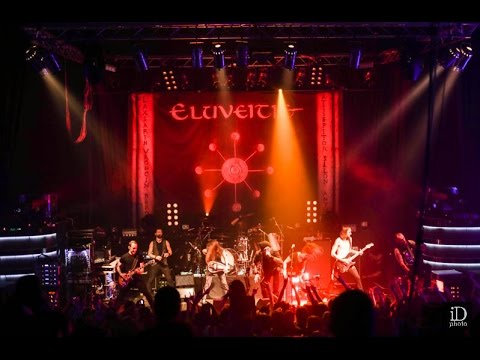 Eluveitie - The Call Of The Mountains (live in Minsk, 18-02-15)