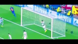 Celtic vs FC Barcelona goals and highlights 7-0  13/09/16