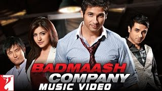 download lagu Badmaash Company Title Song  Shahid Kapoor  Anushka gratis