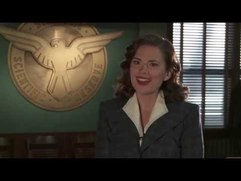 Why Hayley Atwell Knows Disney Fans will LOVE Marvel's Agent Carter