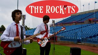 The Rockyts | She's So Fine | Pre-Game Show Live at RCGT Park