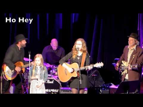 Nashville's Lennon & Maisy Stella, Ho Hey (The Lumineers)