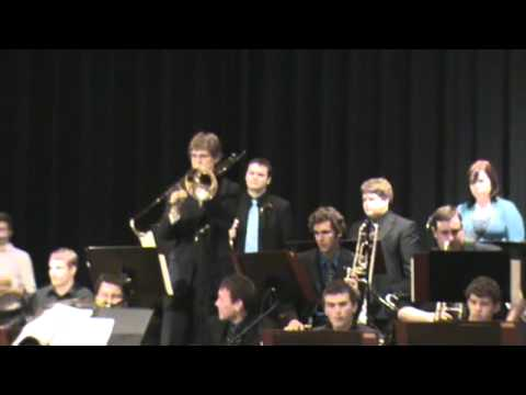 Havana played by Lab A - Kansas State University Jazz