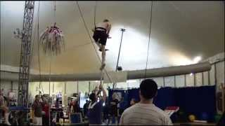 Behind the Scenes at Cirque du Soleil