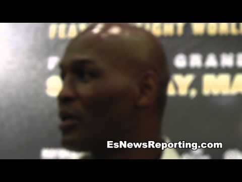 Bernard Hopkins: Why He Got Fired After Winning A Boxing Fight - EsNews Boxing