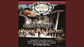 Handel Messiah Hwv 56 Pt 3 51 Worthy Is The Lamb Blessing And Honour
