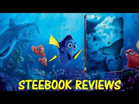 FINDING DORY - STEELBOOK REVIEWS