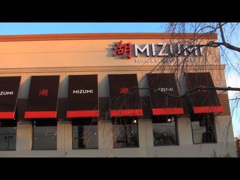 "New York Business Video presents ""Mizumi Sushi & Seafood Buffet"""