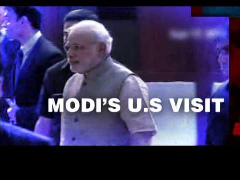 Narendra Modi in U.S : India's Power Push - Visa Ban to White House Dinner