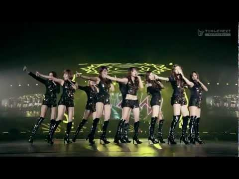 121026 Snsd - Mr.taxi  Fuji Smtown Live In Tokyo video