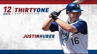 Justin Huber MLB Highlights