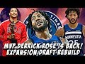 Lagu THE  MVP IS BACK! DERRICK ROSE EXPANSION DRAFT REBUILD CHALLENGE! NBA 2K19 MY LEAGUE