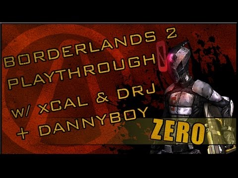 Vin Diesel Friendship Brigade Does Borderlands 2 pt.27