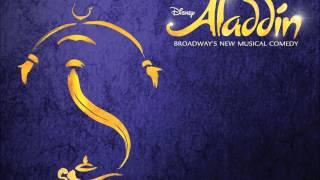Disney's Aladdin The Musical Broadway Soundtrack