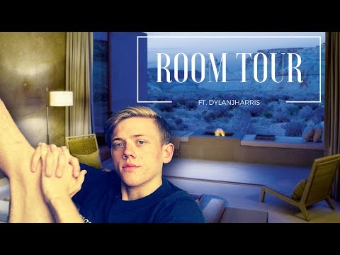 EPIC DOPE ROOM TOUR/MY SETUP