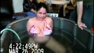 Natural Vaginal Childbirth Delivery Video at Home in Water