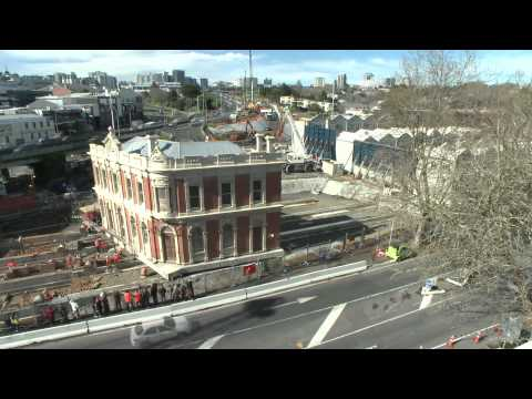 ROB ROY MOVE TIME LAPSE