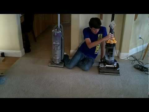 Dyson DC33 Vs. Shark Navigator Lift-Away | How To Make & Do Everything