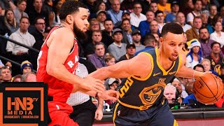 Golden State Warriors vs Toronto Raptors Full Game Highlights | 12.12.2018, NBA Season