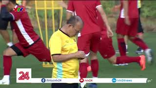 Thể thao tổng hợp ngày 15/11: Trước trận gặp Malaysia   VTV24