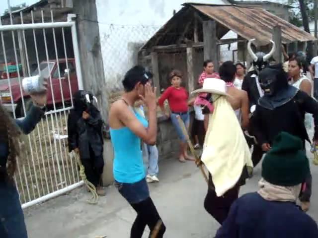 Chapulhuacanito, buen desmadre, buena fiesta de