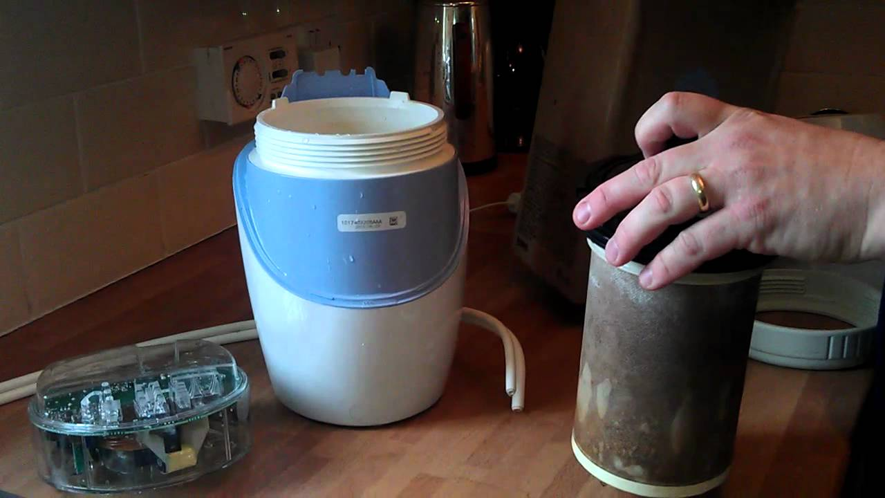 Espring Water Treatment System Replacement Of Cartridge