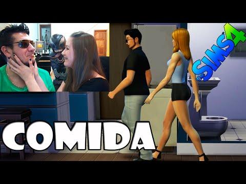 Só Pensa em Comer #2 - The Sims 4 ft. DUDA