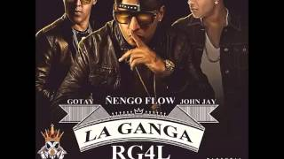 Video La Ganga RG4L Ñengo Flow