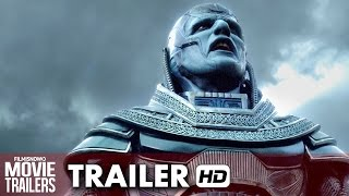 X-Men: Apocalypse International Trailer - Marvel Superhero Movie [HD]