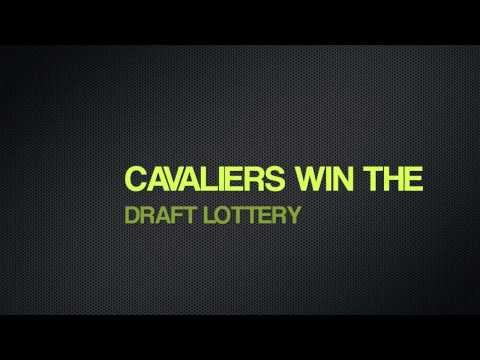THE CLEVELAND CAVALIERS WIN THE NBA LOTTERY: IS THE NBA LOTTERY RIGGED ? CONSPIRACY!