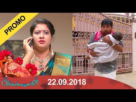 Priyamanaval Promo 24-09-2018  Sun Tv Serial Promo Online
