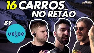 Amarok V6, Sandero RS, T-Cross... Os bastidores do mais recente Arrancadão! AceleVlog #93 by Veloe