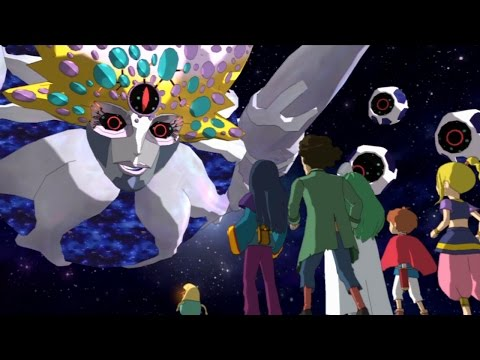 Ni No Kuni: Wrath Of The White Witch - Zodiarch [90]