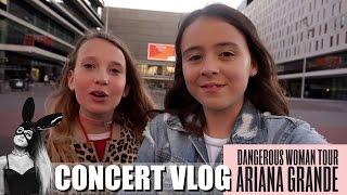 naar het concert van ariana grande dangerous woman tour vlog