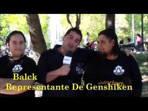 Presentación Genshiken en Terreno