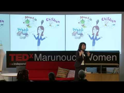Choices women make  why can't Japanese women have it all? | Kumi Sato | TEDxMarunouchiWomen