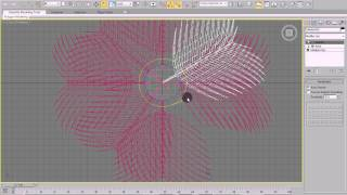 3DS MAX Tutorial - Model house plants - how to model a fern - Vray
