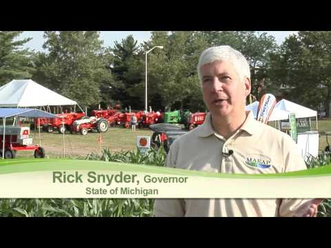Michigan Agriculture Growing Strong - 2015