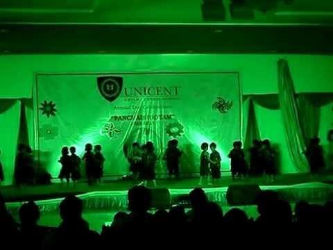 Nishitas dance performance on Lakdi ki Kathi - Part 1