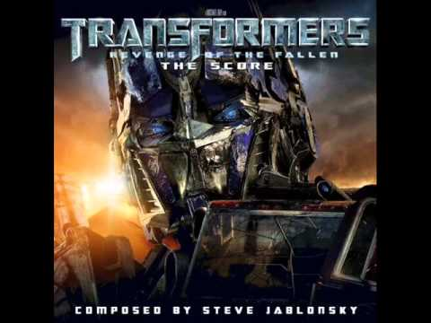 Transformers 2 : Infinite White Steve Jablonsky