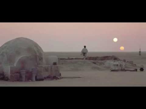 Star Wars Music - Lukes Theme Or The Binary Sunset