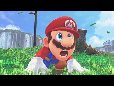 Обзор Super Mario Odyssey: лучший Марио всех времен?!
