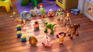 Error de Toy Story Toons  Party Saurus Rex,