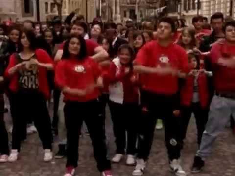 Sonerie telefon » Mandinga – Flashmob Zaleilah