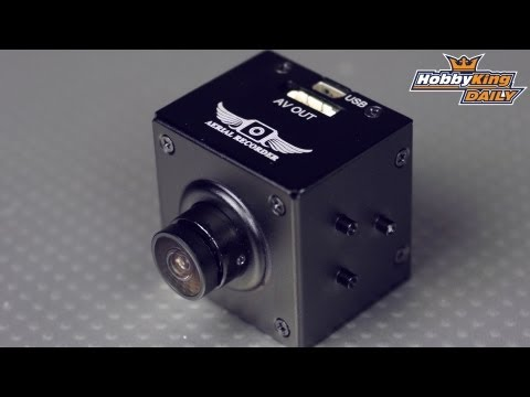 HobbyKing Daily - Full HD 1080p FPV Camera