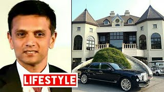 Rahul Dravid Net worth, Salary, House, Car, Family and Luxurious Lifestyle  | 2017
