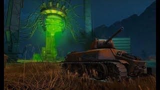 【World of Tanks】The-dark-front (2018 Halloween-mode)