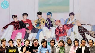 Classical Musicians React: BTS 'Make It Right' vs 'Jamais Vu'